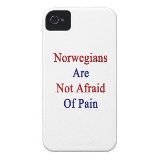 Los noruegos no tienen miedo de dolor iPhone 4 Case-Mate protector