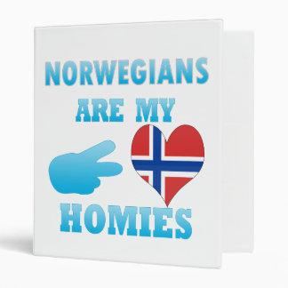 Los noruegos son mi Homies