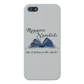 ¡Los novelistas románticos lo hacen entre las iPhone 5 Protector