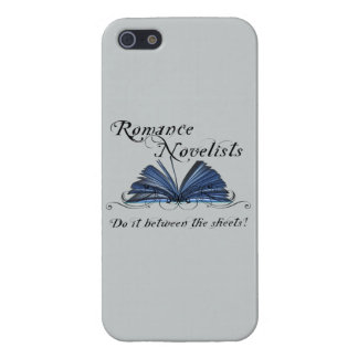 ¡Los novelistas románticos lo hacen entre las iPhone 5 Carcasas