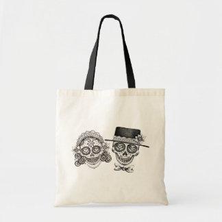 Los Novios - día de los bolsos muertos Bolsas De Mano