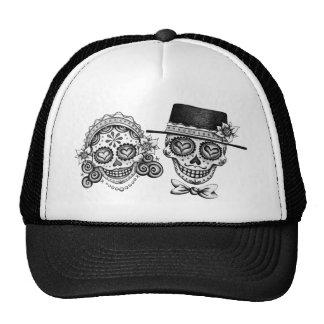 Los Novios - Dia de los Muertos Hat
