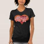 Los Novios - Dia de los Muertos Shirts Camiseta