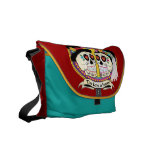 Los Novios (English) Messenger Bag