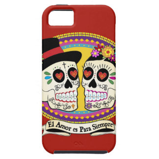 Los Novios (Spanish) iPhone 5 Case