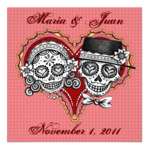 Los Novios Wedding Invitations