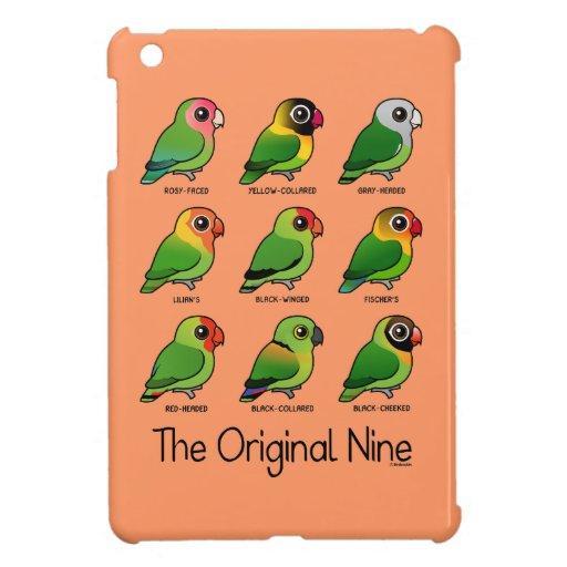Los nueve originales iPad mini protector