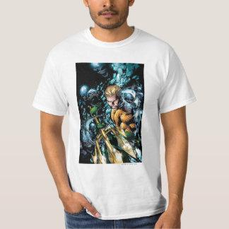 Los nuevos 52 - Aquaman #1 Camisas