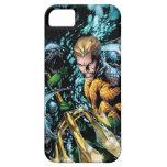 Los nuevos 52 - Aquaman #1 iPhone 5 Case-Mate Fundas