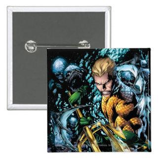 Los nuevos 52 - Aquaman 1 Pins