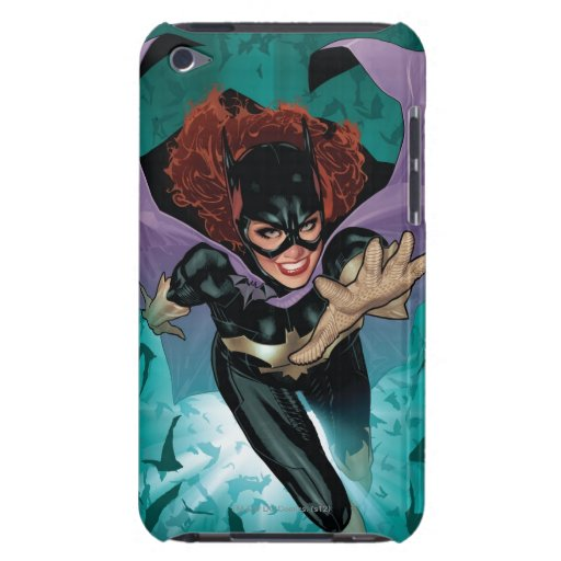 Los nuevos 52 - Batgirl #1 Barely There iPod Funda