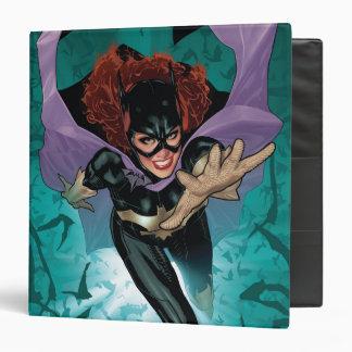 """Los nuevos 52 - Batgirl #1 Carpeta 1 1/2"""""""