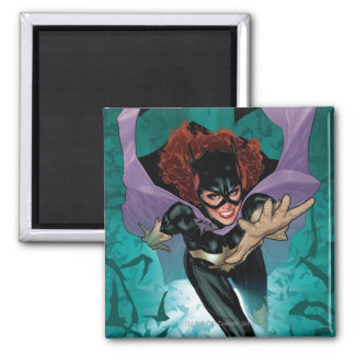 Los nuevos 52 - Batgirl #1 Imán Cuadrado