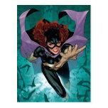 Los nuevos 52 - Batgirl #1 Postal