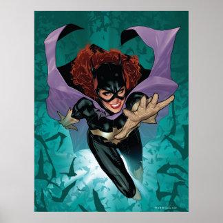 Los nuevos 52 - Batgirl #1 Póster