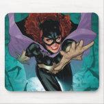 Los nuevos 52 - Batgirl #1 Tapetes De Ratón