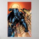 Los nuevos 52 - Batman: El caballero oscuro #1 Posters