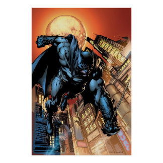 Los nuevos 52 - Batman El caballero oscuro 1 Posters