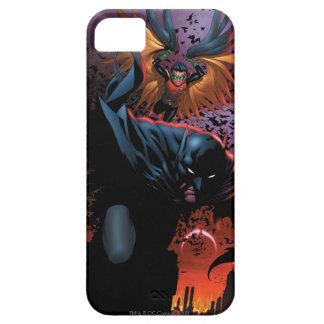 Los nuevos 52 - Batman y petirrojo 1 iPhone 5 Case-Mate Coberturas