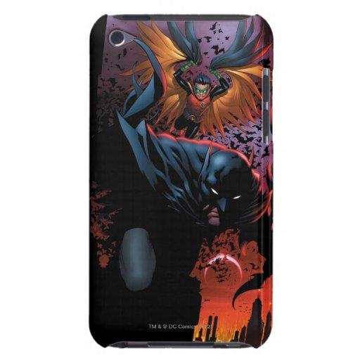 Los nuevos 52 - Batman y petirrojo #1 iPod Touch Cárcasa