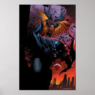 Los nuevos 52 - Batman y petirrojo 1 Impresiones
