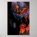 Los nuevos 52 - Batman y petirrojo #1 Póster