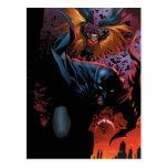 Los nuevos 52 - Batman y petirrojo #1 Tarjetas Postales