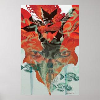 Los nuevos 52 - Batwoman #1 Póster
