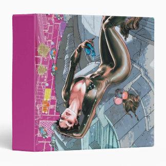 """Los nuevos 52 - Catwoman #1 Carpeta 1 1/2"""""""