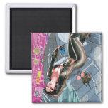 Los nuevos 52 - Catwoman #1 Imán De Nevera