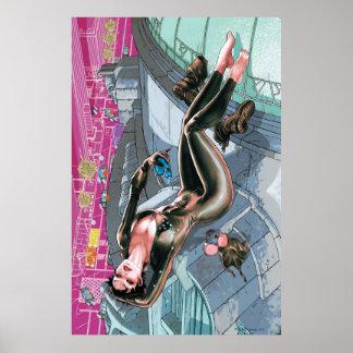 Los nuevos 52 - Catwoman 1 Poster