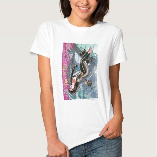 Los nuevos 52 - Catwoman #1 Tshirts