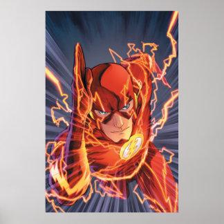 Los nuevos 52 - el flash #1 impresiones