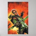 Los nuevos 52 - la flecha verde #1 posters