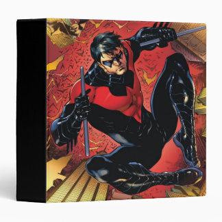 """Los nuevos 52 - Nightwing #1 Carpeta 1 1/2"""""""
