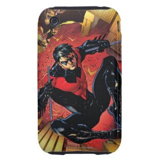 Los nuevos 52 - Nightwing #1 iPhone 3 Tough Protectores