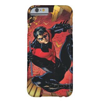 Los nuevos 52 - Nightwing #1 Funda De iPhone 6 Barely There