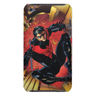 Los nuevos 52 - Nightwing #1 iPod Touch Case-Mate Carcasas