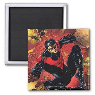 Los nuevos 52 - Nightwing #1 Iman De Frigorífico