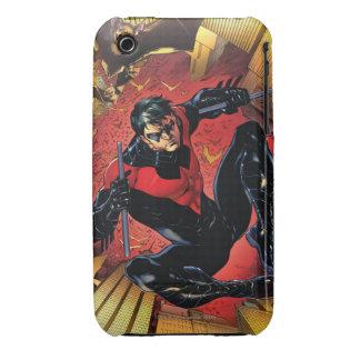 Los nuevos 52 - Nightwing #1 iPhone 3 Case-Mate Fundas