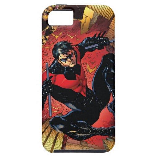 Los nuevos 52 - Nightwing #1 iPhone 5 Funda