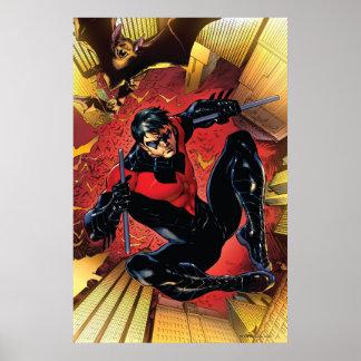 Los nuevos 52 - Nightwing #1 Póster