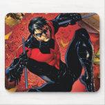 Los nuevos 52 - Nightwing #1 Tapete De Ratón