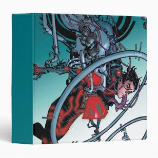 """Los nuevos 52 - Superboy #1 Carpeta 1 1/2"""""""