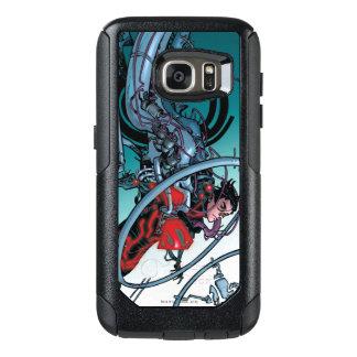Los nuevos 52 - Superboy #1 Funda Otterbox Para Samsung Galaxy S7