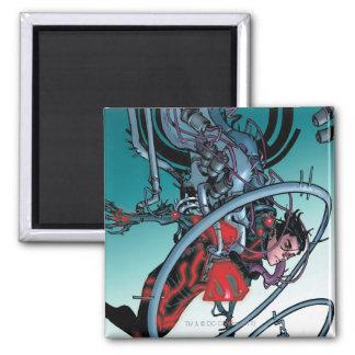 Los nuevos 52 - Superboy #1 Imán Cuadrado