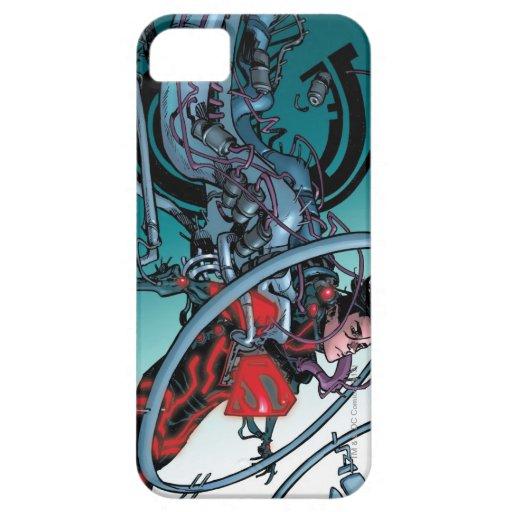 Los nuevos 52 - Superboy #1 iPhone 5 Coberturas