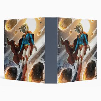 """Los nuevos 52 - Supergirl #1 Carpeta 1 1/2"""""""
