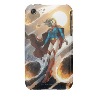 Los nuevos 52 - Supergirl #1 Case-Mate iPhone 3 Cárcasa