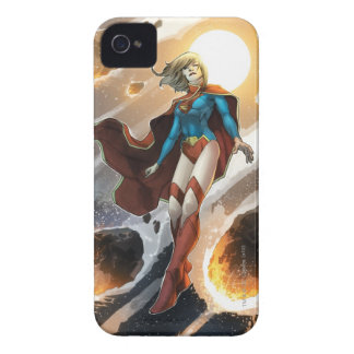 Los nuevos 52 - Supergirl #1 Case-Mate iPhone 4 Protector